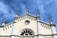 Fasad av domkyrkan fotografering för bildbyråer