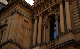 fasad av domkyrkan, yttre detalj fotografering för bildbyråer