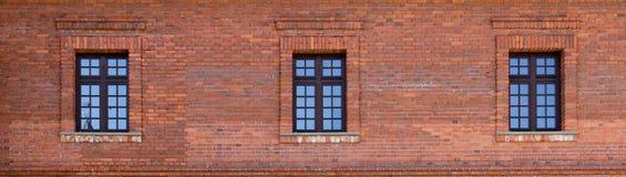 Fasad av en byggnad Fotografering för Bildbyråer