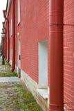 Fasad av en byggnad Arkivfoto