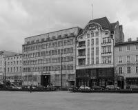 Fasada banka budynku PKO banka polski SA Fotografia Royalty Free