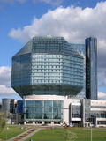 Fasada biblioteczny budynek Obraz Royalty Free