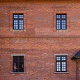 Fasada budynek Zdjęcia Royalty Free