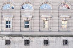 Fasada budynek w Berlińskim Niemcy Obraz Royalty Free