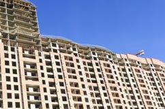 Fasada budynku zakończenie up Zdjęcia Stock