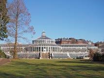 Kopenhaga ogród botaniczny Zdjęcie Stock