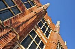 Fasada Elvis Presley szkoła średnia, Memphis Zdjęcia Stock