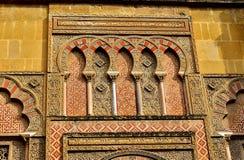 Fasada meczet cordoba Obrazy Stock