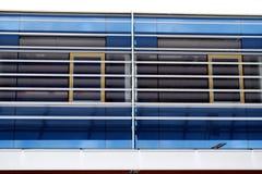 fasada nowożytna Zdjęcia Stock