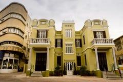 Fasada ponowny domowy Izrael obraz royalty free