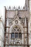 Fasada Porta della Carta Fotografia Stock
