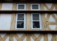 fasada średniowieczna zdjęcia royalty free