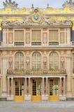 Fasada Versailles pałac w Francja Fotografia Stock