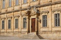 Fasada w historycznym centre zdjęcie royalty free