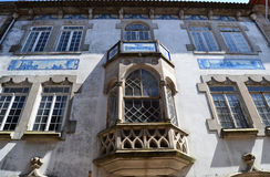 Fasada w Porto Fotografia Royalty Free