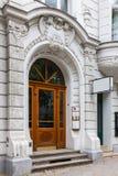 Fasade, doors Stock Photo