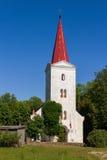 Fasade of lutheran church. Stock Photography