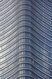 Fasade une fenêtre moderne de bâtiment Photo libre de droits