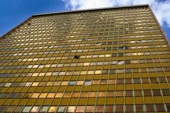 Fasadod-skyskrapa Arkivbilder