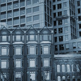 Fasadowi budynki Obrazy Stock
