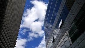 fasadowy budynek obrazy stock