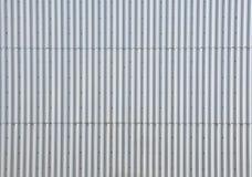 fasadowy budynku metal Obrazy Stock