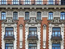 fasadowy hotelowy obywatel Zdjęcie Royalty Free