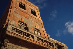 fasadowy malecon Zdjęcie Stock