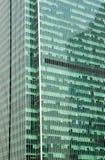 fasadowy szkła Zdjęcia Stock