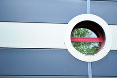Fasadpanel fotografering för bildbyråer