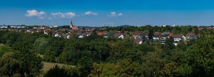 Fasanenhof Stuttgart Germany Landscape Nature Outdoors Sunny Weather Beautiful Royalty Free Stock Photo