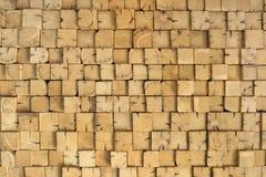 Fasci di legno Fotografia Stock Libera da Diritti