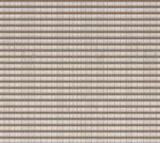 Fasci di legno sui bordi bianchi Vista superiore visualizzazione 3d Struttura senza giunte Immagini Stock