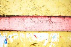 Fasci quadrati metallici Immagini Stock