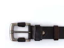Fascia di cuoio del Brown Fotografia Stock