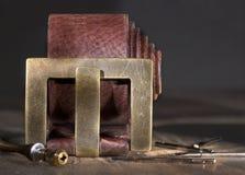 Fascia per i jeans Immagine Stock Libera da Diritti
