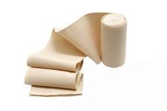 Fasciatura elastica Immagini Stock