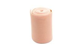 Fasciatura elastica Fotografia Stock Libera da Diritti