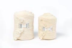 Fasciature elastiche Fotografia Stock Libera da Diritti
