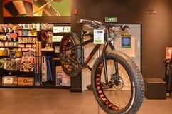 Fascinant dans le centre commercial de Dubaï, Dubaï du centre, Emirats Arabes Unis le 6 mai 2015 Photographie stock
