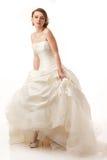 Fascinating bride. Stock Photo
