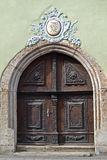 Fascinating Old Door in Germany Stock Image