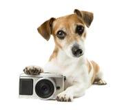 fascinating workflow photographer Stock Image