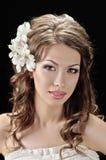 Fascination bride Stock Photo