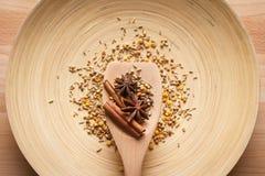 Fascinerande ingrediens Royaltyfria Foton