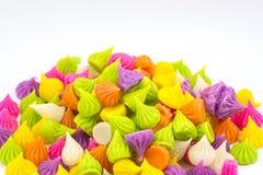 Fascini, un genere di caramella tailandese dolce immagine stock