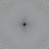 Fascio in bianco e nero Illustrazione di Stock