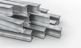 Fascio d'acciaio 3d del metallo royalty illustrazione gratis
