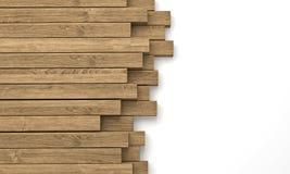 Fascio di legno illustrazione vettoriale