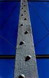 Fascio sul ponticello Fotografia Stock